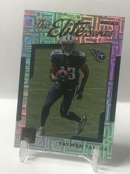 Taywan Taylor (Titans) 2017 Panini Donruss The Elite Series Rookies #19