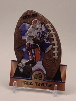 Fred Taylor (Florida/ Jaguars) 1998 Press Pass Kick-Off #KO29