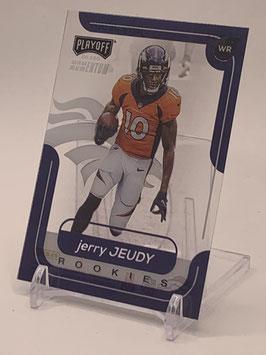 Jerry Jeudy (Broncos) 2020 Chronicles Playoff Momentum #M-13