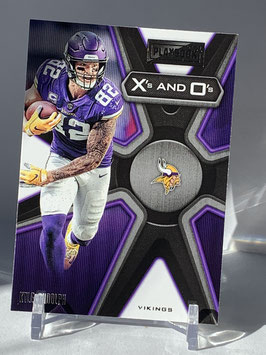 Kyle Rudolph (Vikings) 2019 Playbook X's & O's #28