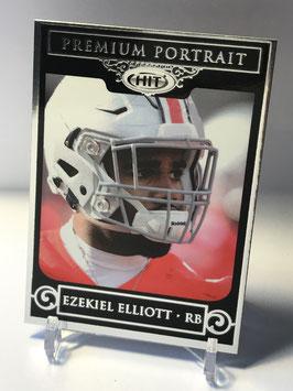 Ezekiel Elliott (Ohio State/ Cowboys) 2016 SAGE Hit Premium Portrait #PP-12
