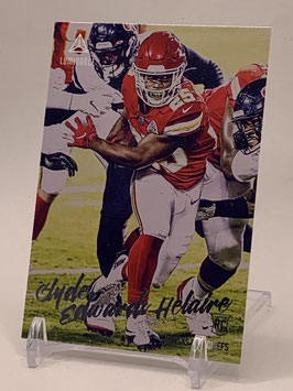 Clyde Edwards-Helaire (Chiefs) 2020 Chronicles Luminance #218