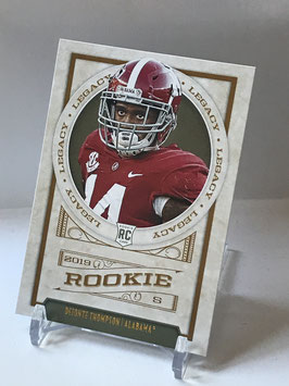 Deionte Thompson (Alabama/ Cardinals) 2019 Legacy #157