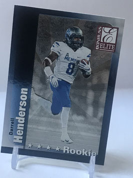 Darrell Henderson (Memphis/ Rams) 2019 Elite #122