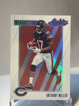 Anthony Miller (Bears) 2018 Absolute Introductions #IN-AM