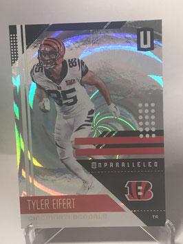 Tyler Eifert (Bengals) 2018 Panini Unparalleled Whirl #41