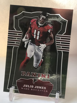 Julio Jones (Falcons) 2017 Panini Shining Armor #42