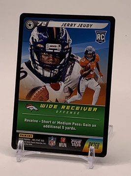 Jerry Jeudy (Broncos) 2020 FIVE TCG RC #RK268