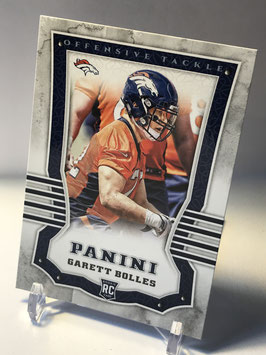Garrett Bolles (Broncos) 2017 Panini #180