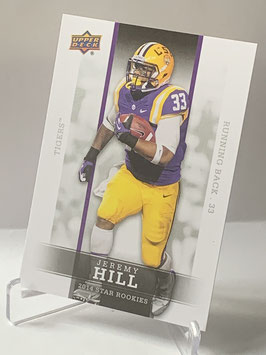 Jeremy Hill (LSU/ Bengals) 2014 Upper Deck Star Rookies #17