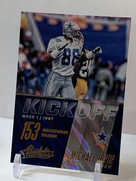Michael Irvin (Cowboys) 2017 Absolute Kickoff #14