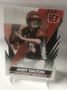 Andy Dalton (Bengals) 2014 Absolute Retail #95