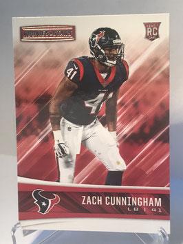 Zach Cunningham (Texans) 2017 Panini Rookies & Stars #290