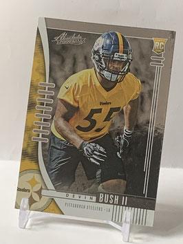 Devin Bush II (Steelers) 2019 Absolute #183