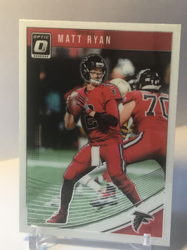 Matt Ryan (Falcons) 2018 Donruss Optic #4