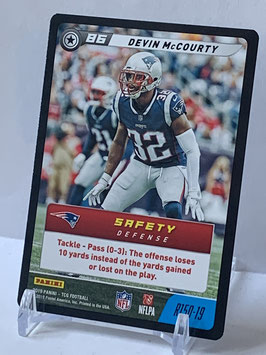 Devin McCourty (Patriots) 2019 FIVE TCG R150