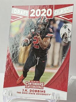 JK Dobbins (Ohio State/ Ravens) 2020 Contenders Draft Class #14