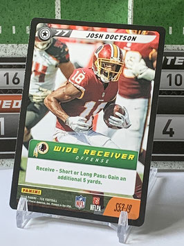 Josh Doctson (Redskins) 2019 FIVE TCG S53