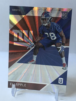 Eli Apple (Giants) 2016 Panini Unparalleled #163
