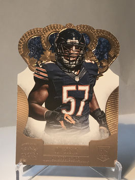 Jon Bostic (Bears) 2013 Crown Royale Bretail Bronze #149