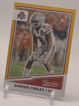 Gareon Conley (Ohio State) 2017 Classics Gold #236