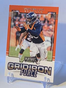 Von Miller (Broncos) 2017 Playoff Gridiron Force #5