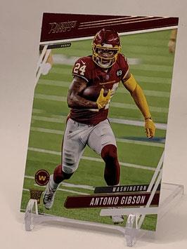 Antonio Gibson (WFT) 2020 Chronicles Prestige #323