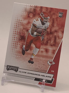 Clyde Edwards-Helaire (Chiefs) 2020 Playoff #221