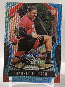 Qadree Ollison (Falcons) 2019 Prizm Orange #375
