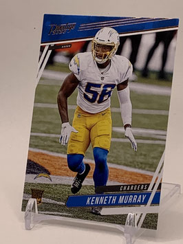 Kenneth Murray (Chargers) 2020 Chronicles Prestige #328