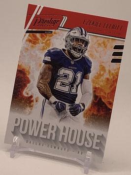 Ezekiel Elliott (Cowboys) 2020 Prestige Power House #PH-EE