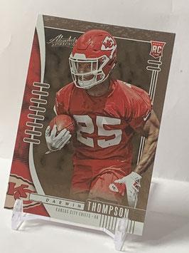 Darwin Thompson (Chiefs) 2019 Absolute #165