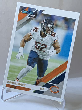 Khalil Mack (Bears) 2019 Donruss #53