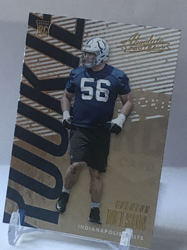 Quenton Nelson (Colts) 2018 Absolute #147