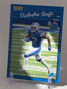 D'Andre Swift (Lions) 2020 Panini Instant Rated Rookie #RR15