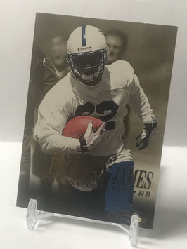 Edgerrin James (Colts) 1999 Skybox Dominion #207