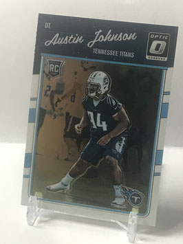 Austin Johnson (Titans) 2016 Donruss Optic #105