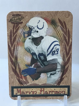Marvin Harrison (Colts) 1997 Pacific Philadelphia Photoengravings #17