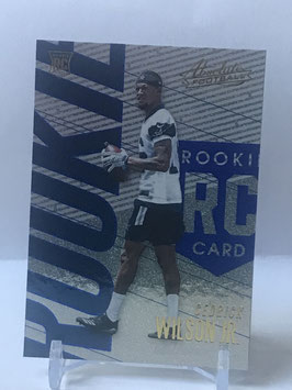 Cedrick Wilson Jr. (Cowboys) 2018 Panini Absolute Spectrum Blue #102