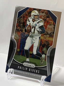 Philip Rivers (Chargers) 2019 Prizm #220