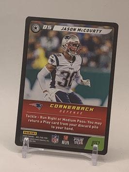 Jason McCourty (Patriots) 2020 FIVE TCG #U152