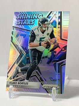 Blake Bortles (Jaguars) 2016 Prizm Shinig Stars Silver Prizm #1