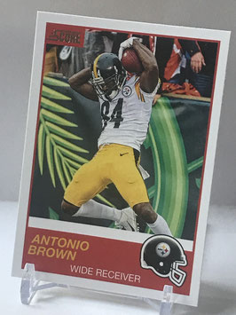 Antonio Brown (Steelers) 2019 Score #116