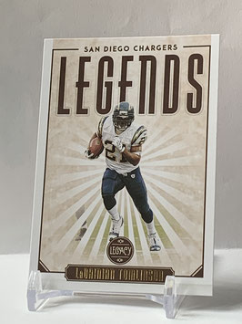 LaDainian Tomlinson (Chargers) 2020 Legacy Legends #123