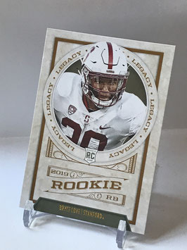 Bryce Love (Stanford/ Redskins) 2019 Legacy #145