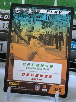 Play: Michael Thomas (Saints) 2019 Panini FIVE TCG #S80