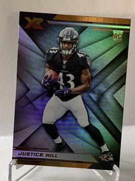 Justice Hill (Ravens) 2019 XR #129