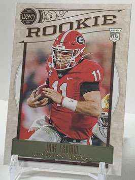 Jake Fromm (Georgia/ Bills) 2020 Legacy #143