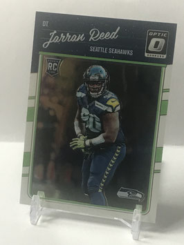 Jarran Reed (Seahawks) 2016 Donruss Optic #120