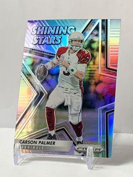 Carson Palmer (Cardinals) 2016 Prizm Shinig Stars Silver Prizm #29